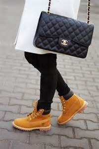 womens boots like timberlands how to wear timberland boots like a fashion stylecaster