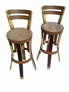 Chaise De Bar Haute : chaises tabouret de bar chaise haute de cuisine douelledereve ~ Teatrodelosmanantiales.com Idées de Décoration
