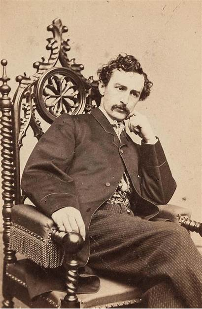 Booth Wilkes John Lincoln He Animated History