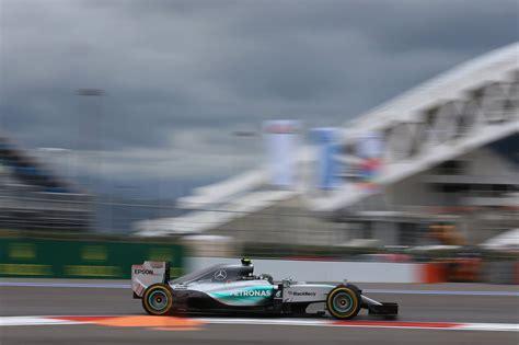formula  rosberg dominates qualifying  win russian gp
