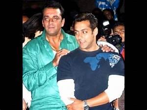 See What Bestfriend Salman Khan Plans To Gift Sanjay Dutt ...