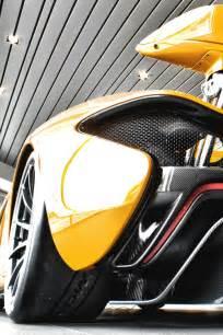 McLaren P1 Close Up