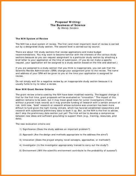 business proposal paper project proposal