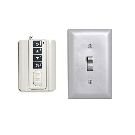 led dimmer w wireless wall mount rf remote 12v dc bright leds