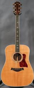 Taylor 810 Acoustic Guitar - Ed Roman Guitars