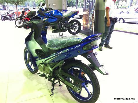 y125zr gp edition biru 11 motomalaya net berita dan ulasan dunia kereta dan motosikal dari