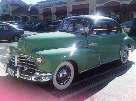 1948 Chevrolet Fleetmaster Deluxe For Sale , Iowa