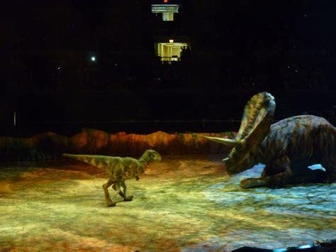 walking  dinosaurs baby  rex  torosaurus flickr