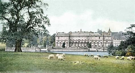 nottinghamshire history arthur mee  kings england