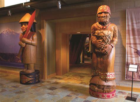 Coast Salish Cultural Centers