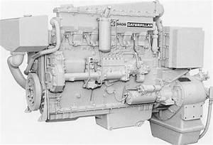 Caterpillar 3406 Marine Engines For Sale  Specs  Details
