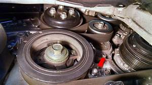 Lexus Rx How To Replace Serpentine Belt