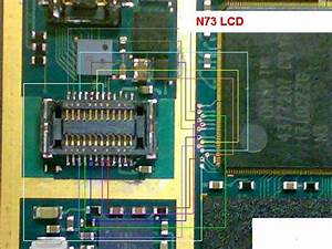Cellfirmware  Nokia N73 Lcd Ways Display Problem Solution