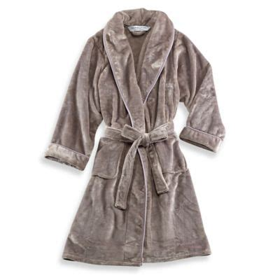 Bed Bath And Beyond Robes by Wamsutta 174 Plush Robe Bed Bath Beyond