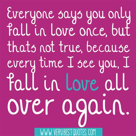 Quotes About Love In Love Quotes