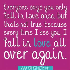 Cute Love Quote... Love Quotes