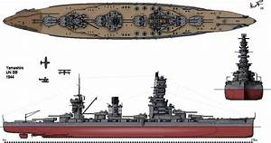 Japanese Battleship Yamashiro