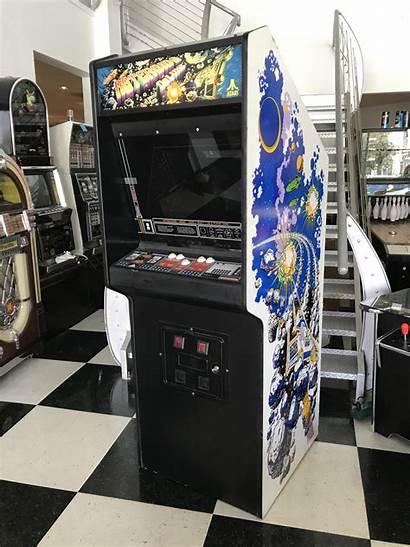 Arcade Asteroids Deluxe Atari 1980 Sold