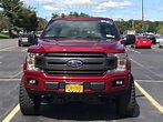 """2018 Ford F-150 Wheel Offset Aggressive > 1"""" Outside ..."""