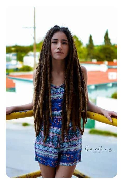 elegant dreadlock hairstyles   ladies style easily