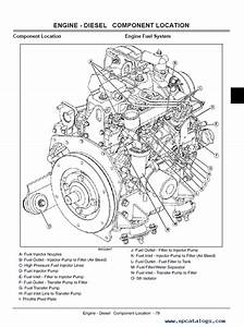 Wiring Diagram  9 John Deere Gator Parts Diagram