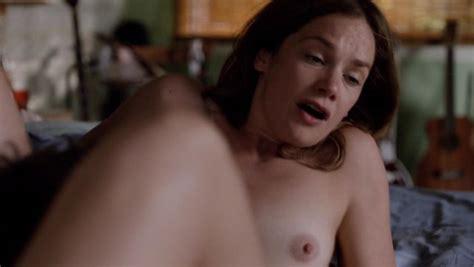 Nude Video Celebs Ruth Wilson Nude The Affair S01e05