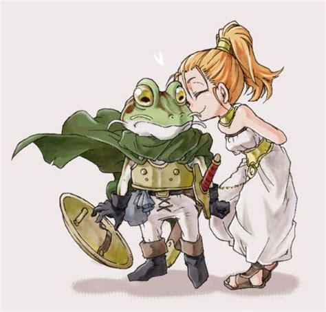 1000 Images About Frog References Illustration Games
