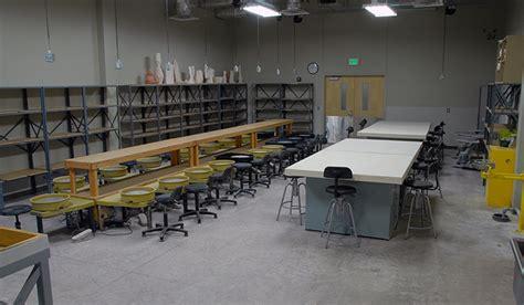 ceramics facilities programs school  art ttu