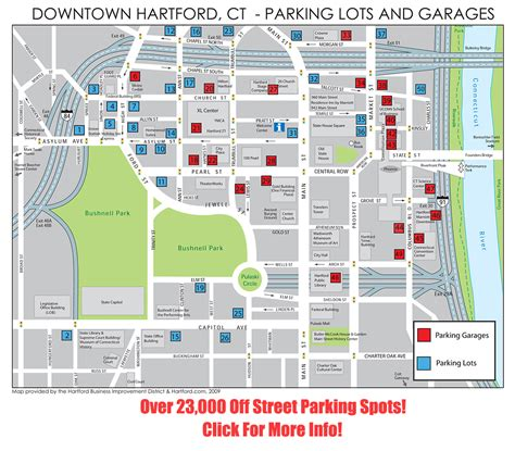 consol energy center parking garage dandk organizer