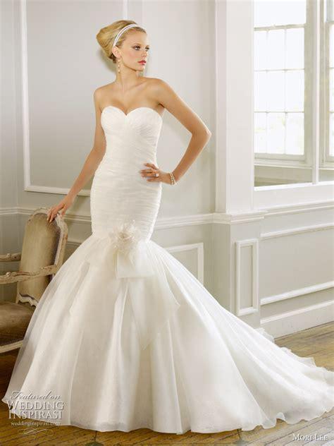 Mori Lee Wedding Gowns 2011 Bridal Collection Wedding