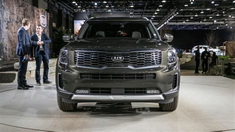 2020 Kia Telluride Mpg by Reviews The 2020 Kia Telluride Gets Up To 20 26 Mpg