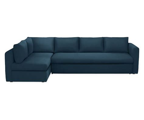 Pop Up Platform Sleeper Sofa by Here S A Blue Sleeper Room Board Oxford 123 Quot