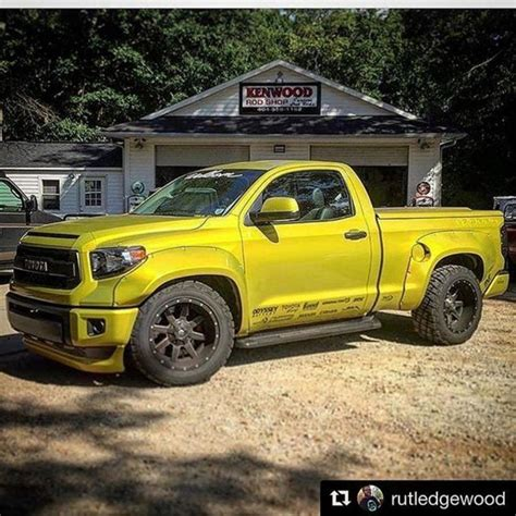 widebody tundra honey d fender flares on a lifted truck toyota tundra forum