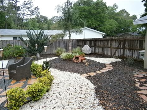 landscape design for xeriscape or hardscape winter park