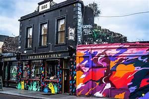 Graffiti Street Art At Portobello Dublin Photo
