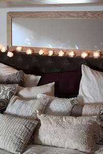 Guirlande Deco Chambre : d co chambre peu lumineuse exemples d 39 am nagements ~ Teatrodelosmanantiales.com Idées de Décoration