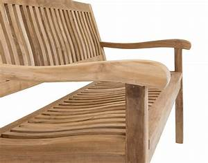 Gartenbank Teak 3 Sitzer : stabile 3 sitzer gartenbank kingsbury in premium teak 150 cm ~ Bigdaddyawards.com Haus und Dekorationen