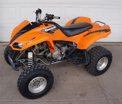 Kawasaki Kfx 700 Motorcycles For Sale In California