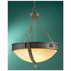 Castlecreek? rustic ceiling pendant light