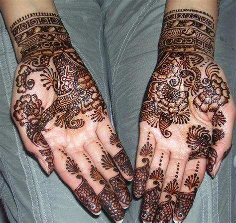 Mehndi Designs For Hands : Indo Arabic Mehndi Designs For ...