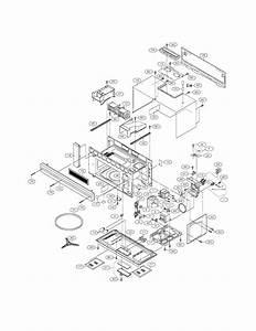 Frigidaire Microwave  Hood Combo Parts