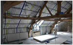 les etapes dune isolation thermique reussie en toiture With renovation electrique maison ancienne