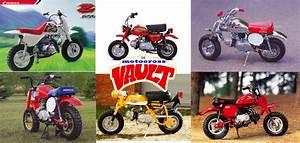The History Of Honda U2019s Z50 Mini Trail Models 1968