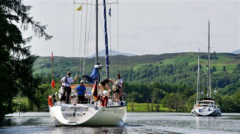 Fishing Boat Hire Edinburgh by Canal Boating In Scotland Scottish Canals