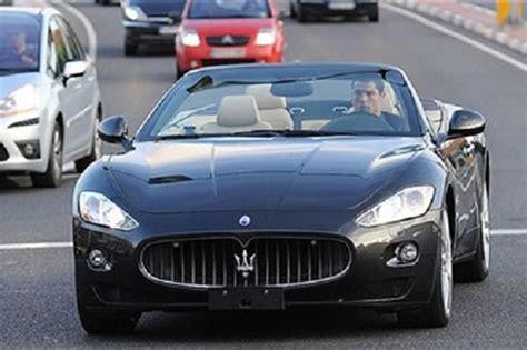 Cristiano Ronaldo's car collection: Three Ferraris, a ...