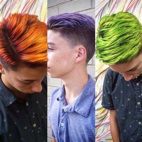 Mens Hair Color Mens Style By Austin Ruiz Garcia