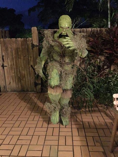 diy swamp  halloween costume diy halloween costumes
