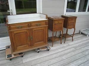 Moderniser Une Salle De Bain : meuble salle de bain ancien occasion ~ Zukunftsfamilie.com Idées de Décoration