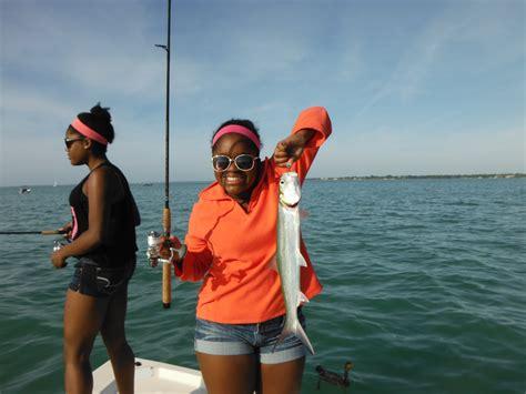siesta key beach fishing ladyfish charters spring break