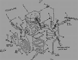 Caterpillar 3208 Diesel Engine Wiring Diagram